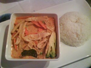 090506 Chicken Panang Curry